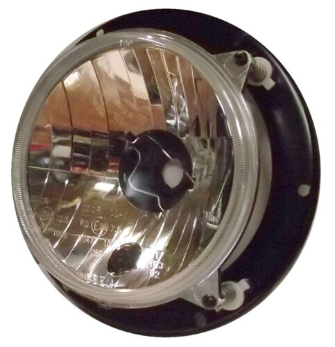 H4 Scheinwerfer Traktor Lampe Deutz DX Agroprima Agrosta inklusive Glühbirnen
