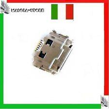 CONNETTORE RICARICA Per Samsung S5830 i5800 S5250 S5620 S5670  S7230 Micro USB
