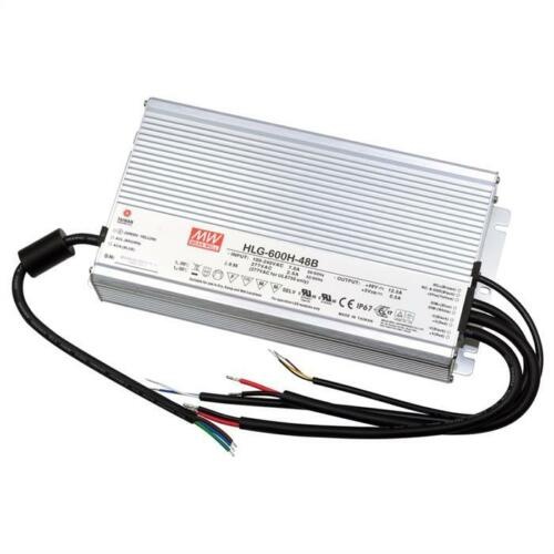 LED power supply 600W 24V 25A ; MeanWell HLG600H24B ; dimming function