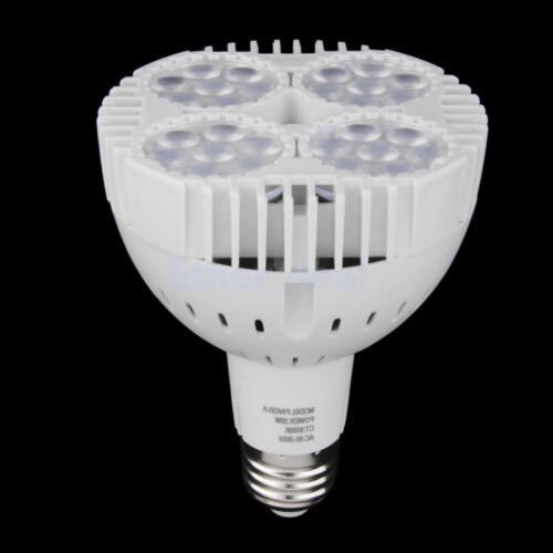 PAR30 35W E27 LED COB Spot Licht Leuchte Leuchtmittel Weiß 2200lm