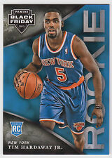 TIM HARDAWAY JR 2013 Panini Black Friday Rookie Card #30 Knicks