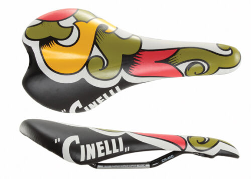 Cinelli Araldo crest saddle