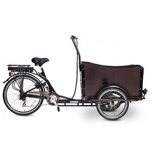 lastenfahrrad zonix bakfiets cargo bike. Black Bedroom Furniture Sets. Home Design Ideas