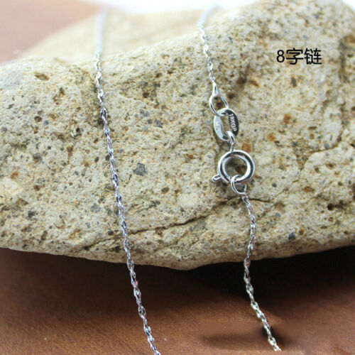 Jewelry Water Wave Chain Clavicle  Chain  Thin  Fashion DIY Necklace  Women