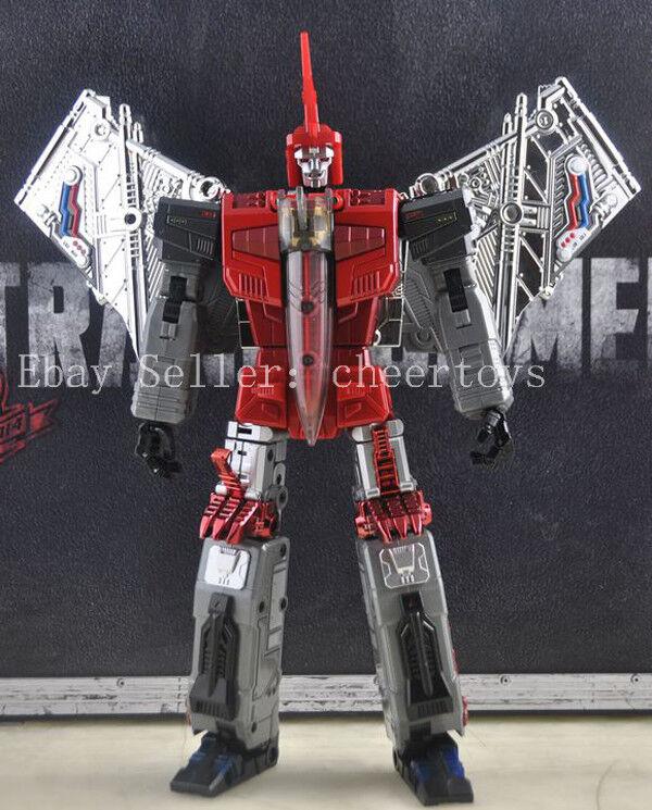 Original G1 FansToys FT-05T Red ft05t Soar Masterpiece FT05T Figure