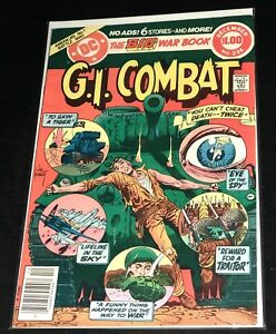 G-I-Combat-224-DC-Haunted-Tank-Joe-Kubert-Art-FREE-Shipping