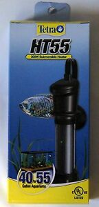 Tetra ht55 200 watt submersible heater for 40 55 gallon for 10 gallon fish tank heater