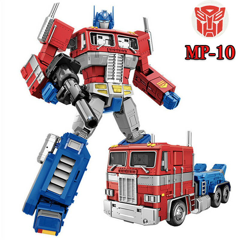 12  Transformers G1 Autobots Masterpiece MP-10 Optimus Prime Action Figure Xmas