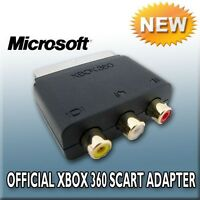 SCART Plug Male to 3 RCA Female AV Adaptor Converter for DVD TV XBOX PLAYSTATION