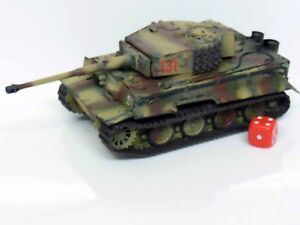 28mm Bolt Action Chain Of Command German Tiger Tank Painted