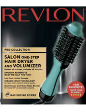 Revlon Salon One-Step Hair Dryer and Volumizer - Black (RVDR5222N3)