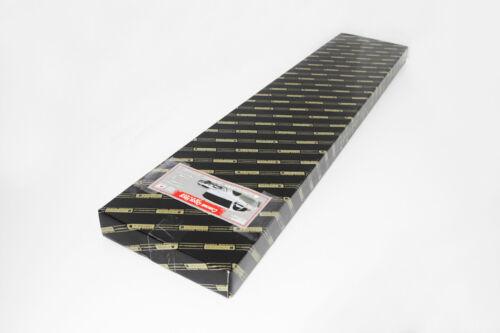For Audi A6 2011 6 pieces Chrome Wind Deflectors set