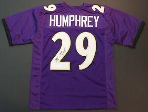 Marlon Humphrey Signed Jersey (JSA) Ravens 1st Rd Pick 2017 Draft ... 241b7ef66