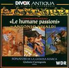 Le Humane Passioni von Sonatori de la Gioiosa Marca (1996)