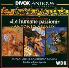 Carmignola,G. - Le Humane Passioni - CD