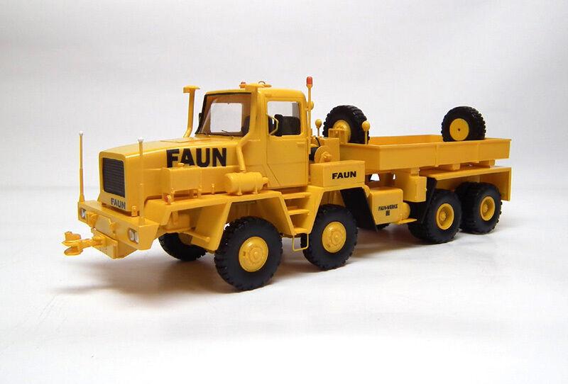 Resin kit 1 50 FAUN Hz 46.40 49 8x8  - 1977  prix équitables