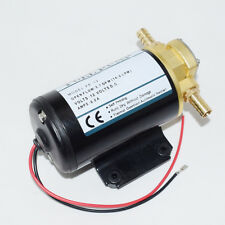 12V Electric Oil Pump Diff Cooler Turbo Scavenge Conversion Gear Pump Boat Well