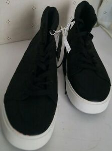 Top Boots Outdoor Shoes black Sz 10