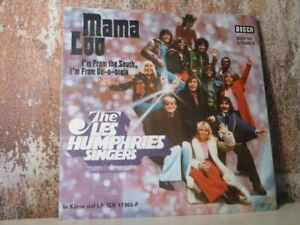 THE-LES-HUMPHRIES-SINGERS-Mama-Loo-I-039-m-from-the-South-7-034-SINGLE-Vinyl-VG