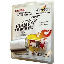 Autoloc Single Exhaust Flame Thrower Kit AUTFLAME