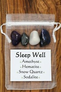 Sleep-Well-Crystal-Gift-Set-Amethyst-Hematite-Snow-Quartz-Sodalite-Restfulness