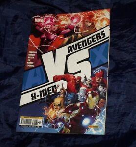 AVENGERS VS X MAN 3 DI 3 MARVEL PANINI Comics Fumetto Prima edizione - Italia - AVENGERS VS X MAN 3 DI 3 MARVEL PANINI Comics Fumetto Prima edizione - Italia