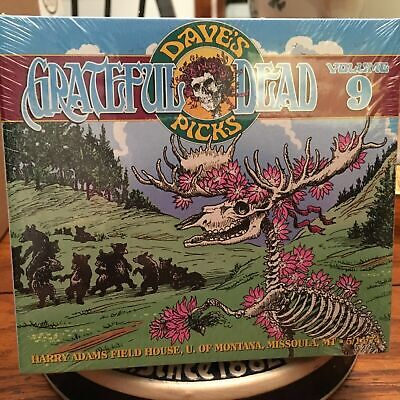 Grateful Dead Daves Picks Vol 9 Missoula, MT 5/14/74