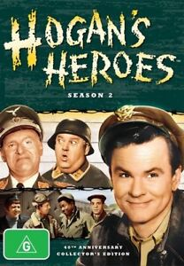 SEALED-NEW-Hogan-039-s-Heroes-Season-2-DVD-5-Discs-40th-Anniversary-Collector-039-s-Edn