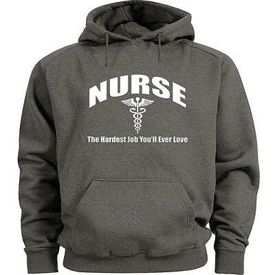 Nurse Sweatshirt Nurse Hoodie Nursing Saying Quotes Men Size Nursing Sweatshirt Ebay