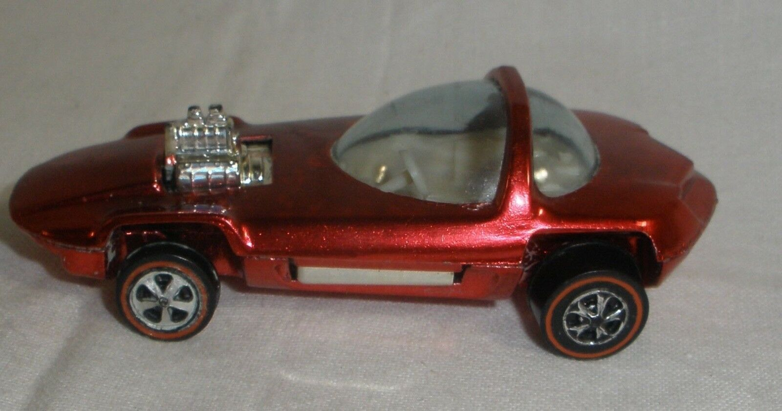 Hot Wheels rossoline Silhouette rosso Collectors Quality Condition  2