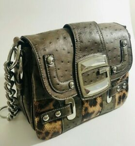 Bag Brand new with tags Guess leopard print crossbody bag