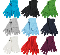Damen Herren Fleece Handschuhe Warme Winter Handschuhe