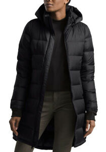 NWT-The-North-Face-Womens-Metropolis-Parka-III-BLACK-Size-M