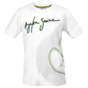 AYRTON-SENNA-T-shirt-PISTE-Lines