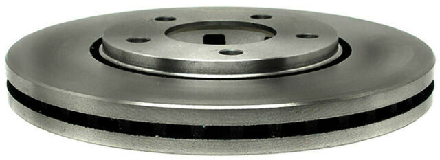 Disc Brake Rotor-Coated Front ACDelco Advantage 18A1211AC