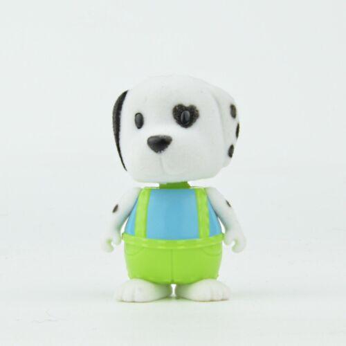 Dusty Dalmatian Lil Woodzeez Series 1 Bobblehead Mini-Figure