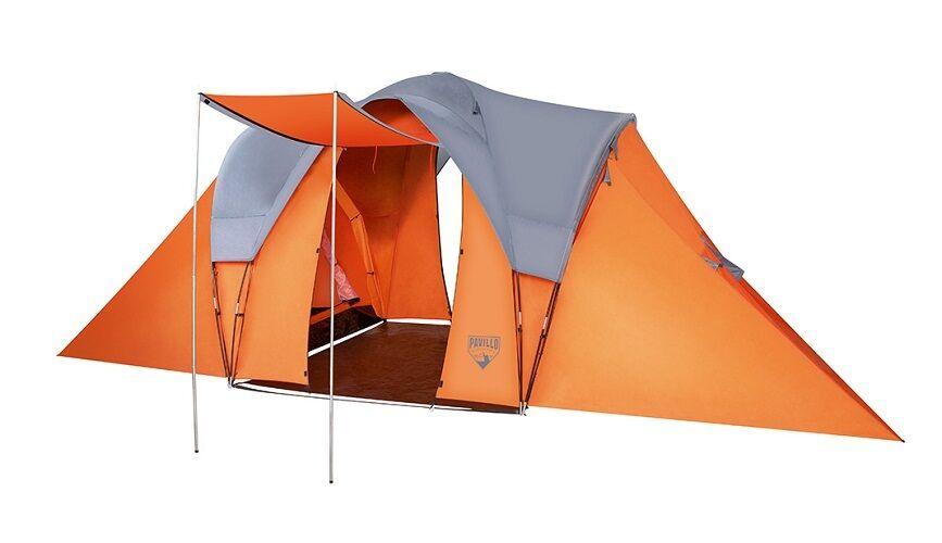 BESTWAY Tenda camp base x6 Tent 450 x 240 x 210cm 68016