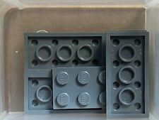 3020 Lego dark bluish gray plate 2x4 20 parts