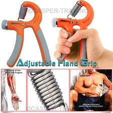 10-40kg ADJUSTABLE HAND POWER GRIP EXERCISER WRIST & FOREARM STRENGTH TRAINING
