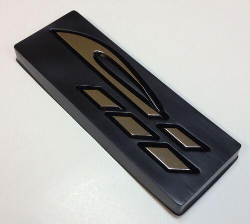 3D CUSTOMIZE CHROME ACCENT TRIM ABS EMBLEM CAR AUTO JEEP SUV 4X4  E-1676P