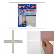 FAITHFULL Tile Spacer Long Leg 2 mm Bag of 250 FOR WALL OR FLOOR TILES