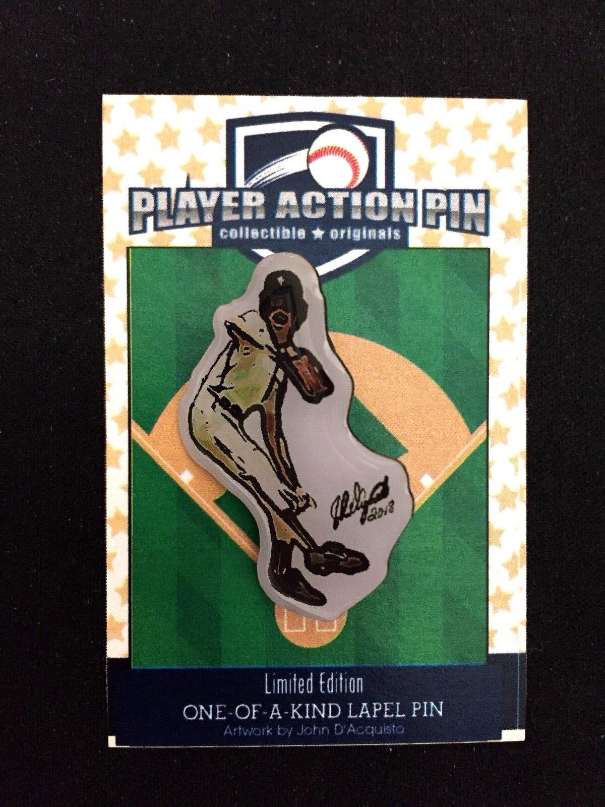 New York Yankees Ron Guidry Trikot Trikot Trikot Revers Pin-Collectible-Limited Edition-Gator c9a5c2