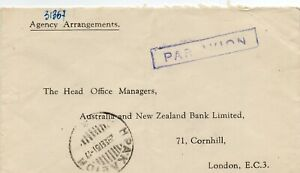 1951-Greece-Air-Mail-Cover-to-London-with-HPakaeion-Cancellation