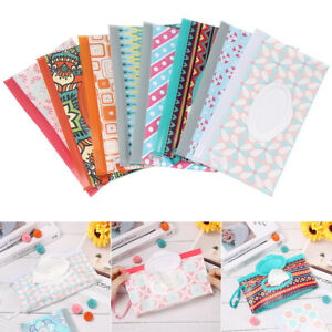 Newborn-Baby-Clean-Wipes-Carrying-Case-Wet-Eco-friendly-Wipes-Bag-Cosmetic-Pouch