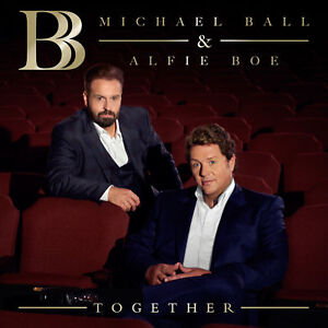 Michael-Ball-amp-Alfie-Boe-034-Together-034-NEW-amp-SEALED-CD-1st-Class-Post-From-The-UK