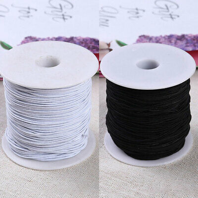 100m Stretchy Elastic Beading Thread Cord Bracelet String For