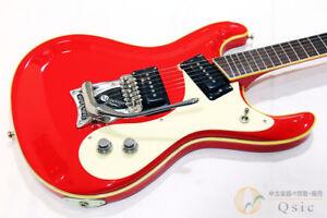 mosrite-MARK-1-1963-Reissue-Red-beutiful-JAPAN-rare-useful-EMS-F-S
