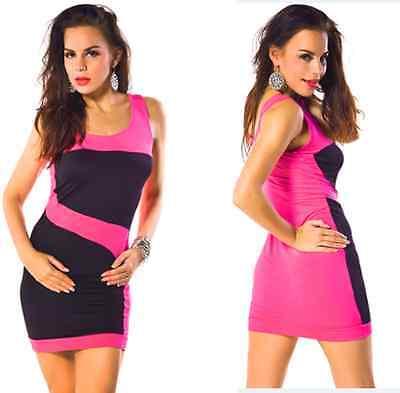 Sexy Women Mini Dress Summer Beach Casual Bodycon Evening Party Clubwear Dresses