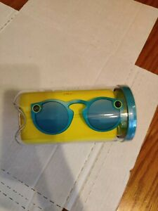 Snap-Inc-Spectacles-Snapchat-Camera-Sunglasses-Teal-Brand-New-FREE-SHIPPING