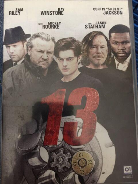 13 - SE PERDI MUORI - Thirteen (2010) DVD Jason Statham